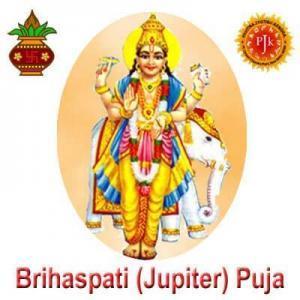 Brihaspati Puja by Pavitra Jyotish Kendra