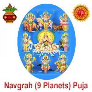 Navgrah (9 Planets) Puja by Pavitra Jyotish Kendra
