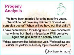Progeny Analysis