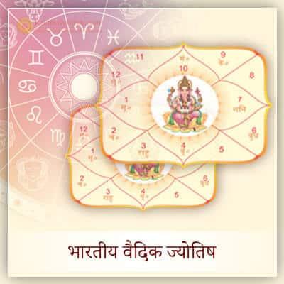 Indian Vedic Astrology Hindi