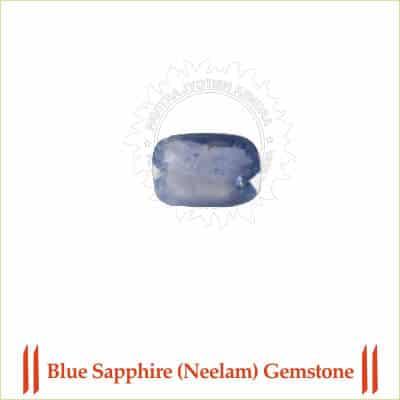 Blue Sapphire (Neelam) 2