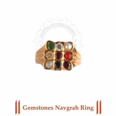 Siddh Navgrah Ring