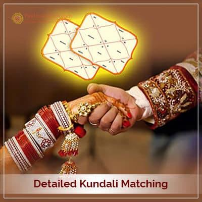 Detailed Kundali Matching