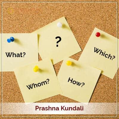 Prashna Kundali