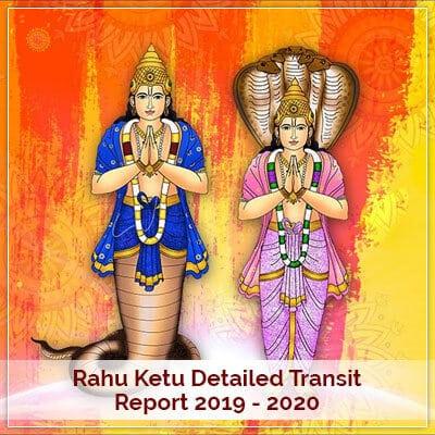 Rahu Ketu Transit Report (50% Discount)