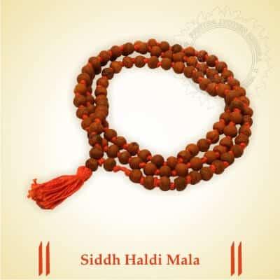 SIDDH HALDI MALA BY PAVITRAJYOTISH