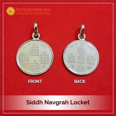 Siddh Navgrah Locket