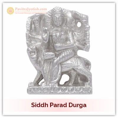 Siddh Parad Durga Idol