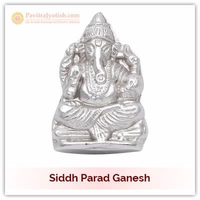 Siddh Parad Ganesh Idol
