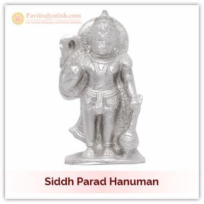 Siddh Parad Hanuman Idol