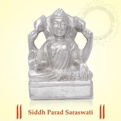 Siddh Parad Saraswati By PavitraJyotish