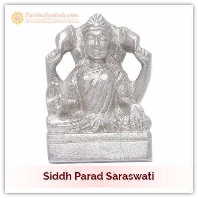 Siddh Parad Saraswati Idol