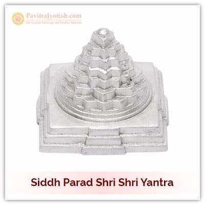 Siddh Parad Shri Shri Yantra Idol