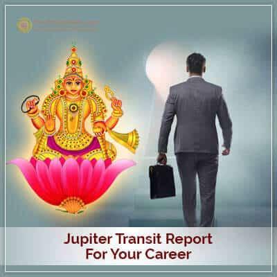 Jupiter Transit Report for your Career