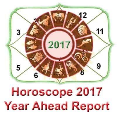 Horoscope 2017 Year Ahead Report