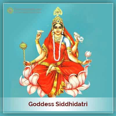 Goddess Siddhidatri – Ninth Day Of Navratri
