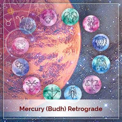 Mercury (Budh) Retrograde on 10th April 2017