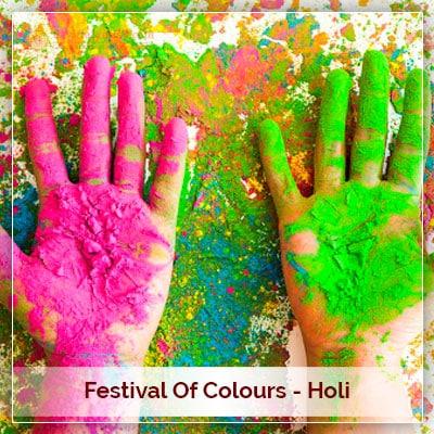Festival Of Colours Holi
