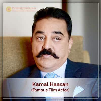 Kamal Haasan Horoscope Chart