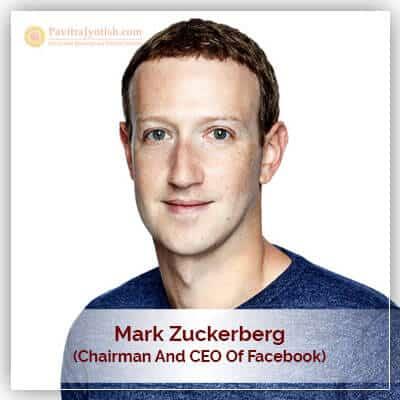 Mark Zuckerberg Horoscope Chart