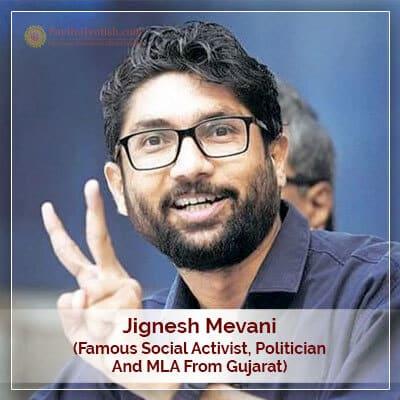 About Jignesh Mevani Horoscope