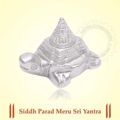 Siddh Parad Meru Sri Yantra