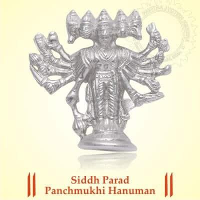 Siddh Parad Panchmukhi Hanuman By PavitraJyotish