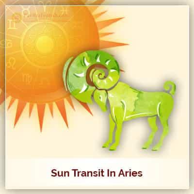 Sun Transit In Aries