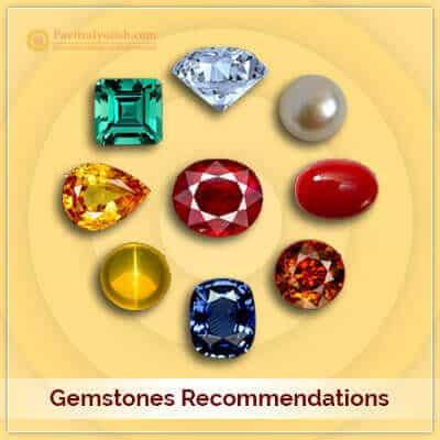 Gemstones Recommendations