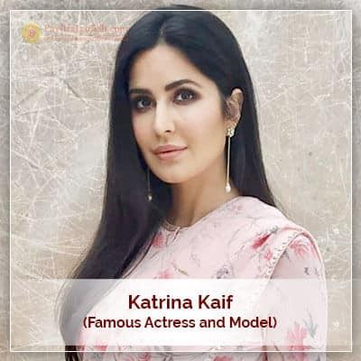 Katrina Kaif Horoscope Chart