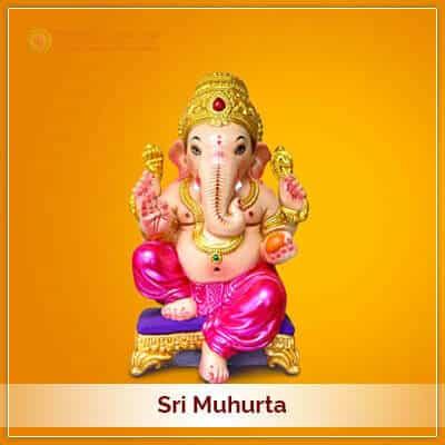 Sri Muhurta