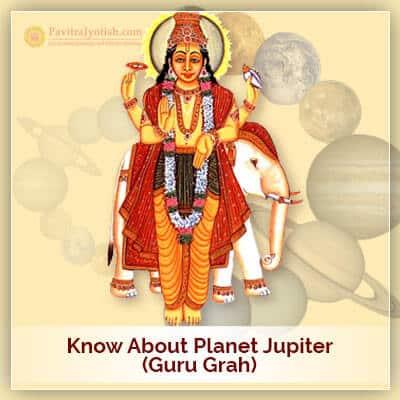 General Information Of Jupiter