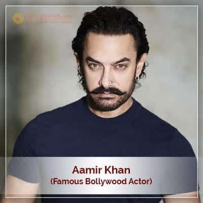 About Aamir Khan Horoscope