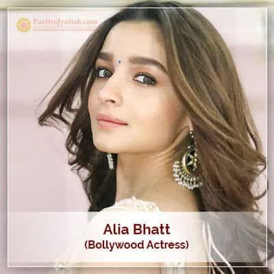 Alia Bhatt Horoscope Astrology
