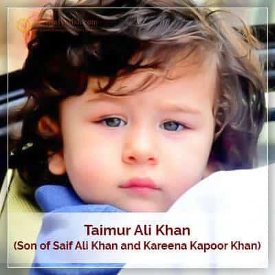 About Taimur Ali Khan Horoscope