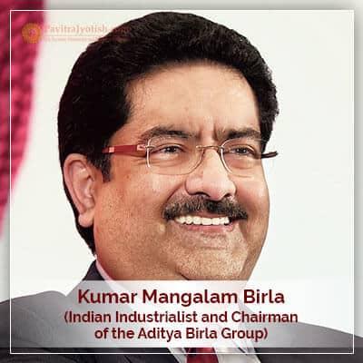 Kumar Mangalam Birla Horoscope Chart