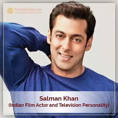 About Salman Khan Horoscope