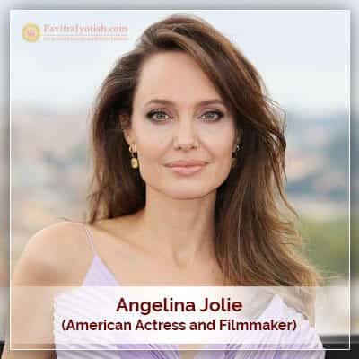 Angelina Jolie Horoscope Astrology