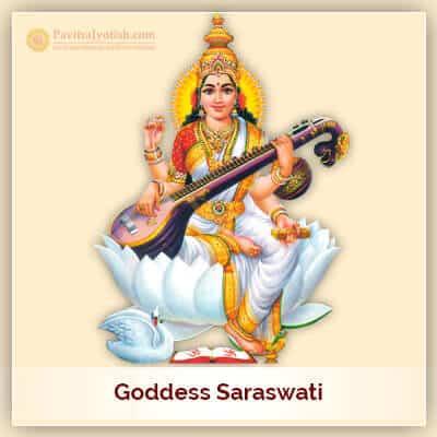 About Goddess Saraswati