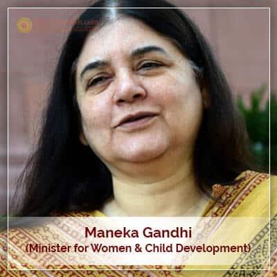 About Maneka Gandhi Horoscope