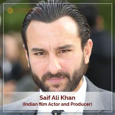 Saif Ali Khan Horoscope Prediction