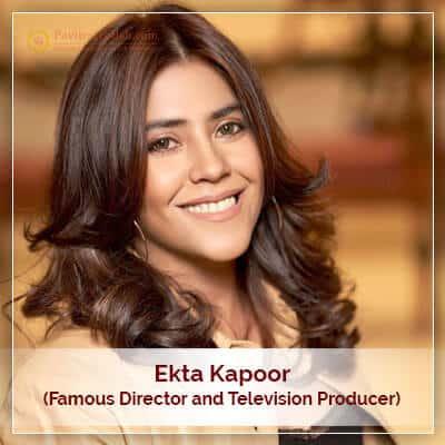 Ekta Kapoor Horoscope Astrology