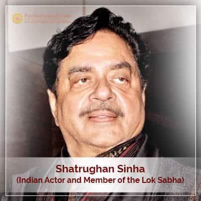 About Shatrughan Sinha Horoscope