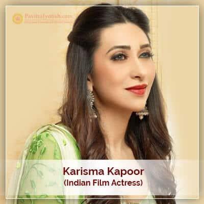 About Karisma Kapoor Horoscope