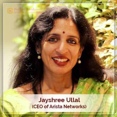 About Jayshree Ullal Horoscope