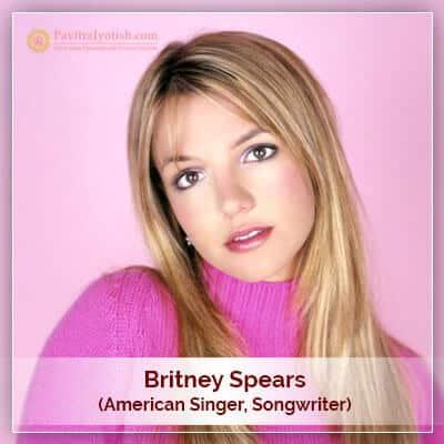 Britney Spears Horoscope Astrology