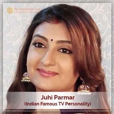 About Juhi Parmar Horoscope