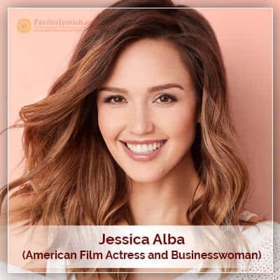 Jessica Alba Horoscope Chart