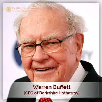 About Warren Buffett Horoscope
