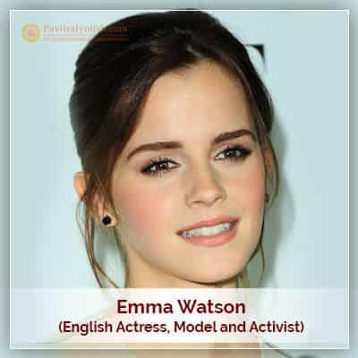 Emma Watson Horoscope Astrology